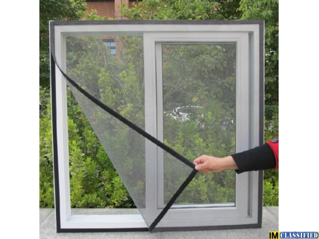 Velcro Mosquito Net for Windows - Mosquito Net Dealers in Chennai - 1/1